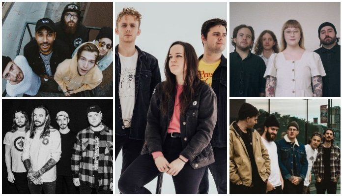 rising canadian bands