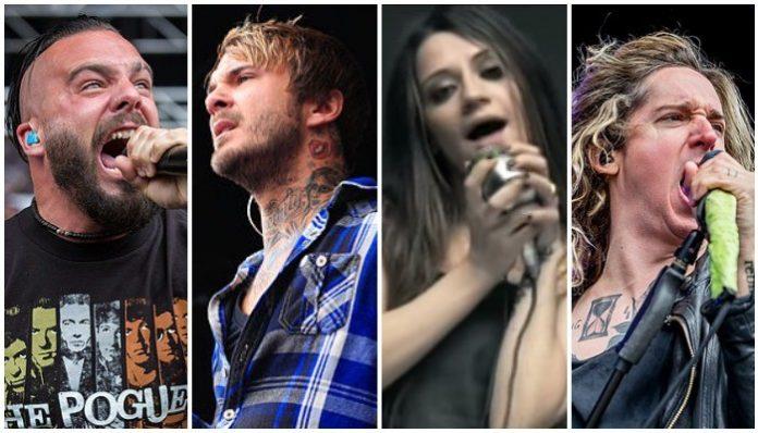 multiple vocalists