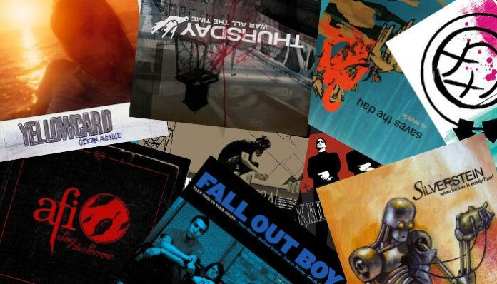 2003 scene albums