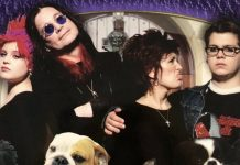 The Osbournes ozzy kelly