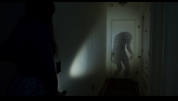 Watch a terrifying short film from the director of 'Lights Out'