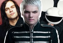 gerard way collabs mcr my chemical romance