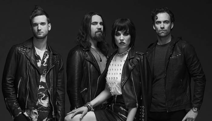 Halestorm highlight how concerts couldn't happen without touring crew