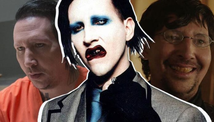 marilyn manson acting roles