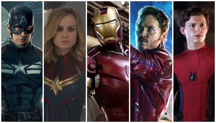 Here S Where You Can Watch Every Marvel Movie In The Perfect Order
