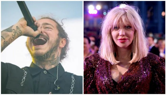 Post Malone/Courtney Love