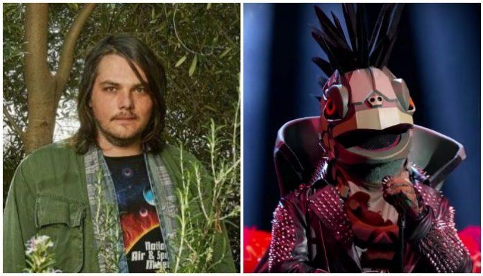 Gerard Way/The Masked Singer