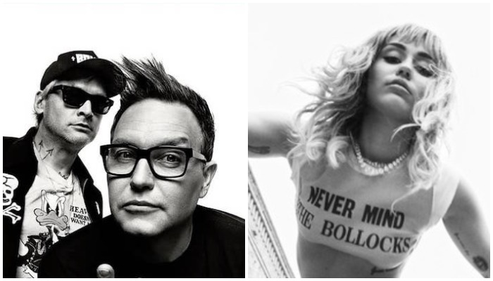 Hear the unreleased blink-182 and Miley Cyrus collab recorded for ...