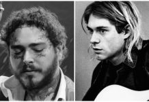 Post Malone/Kurt Cobain