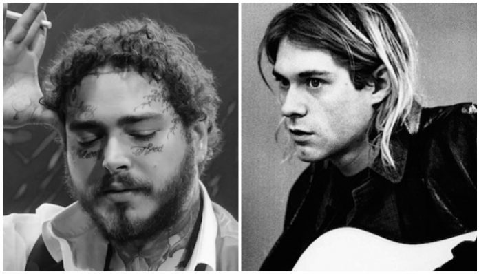 Post Malone/Kurt Cobain