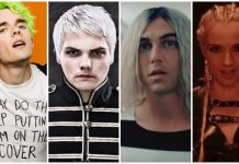 Sleeping With Sirens, Kellin Quinn, Poppy, Gerard Way, Awsten Knight collaborate