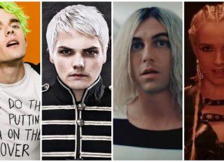 Sleeping With Sirens, Kellin Quinn, Poppy, Gerard Way, Awsten Knight collaborate