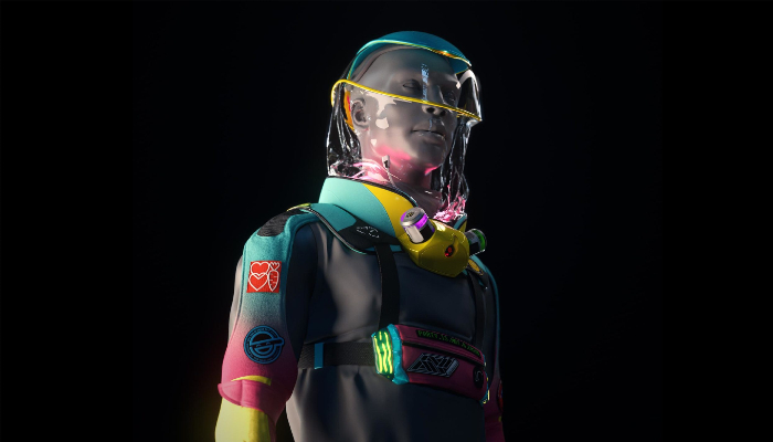 COVID-19 Protection Suit Developed by LA Creatives for Concerts