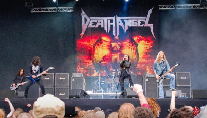Death Angel will carroll
