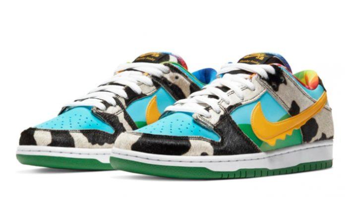 Nike x Ben & Jerrys
