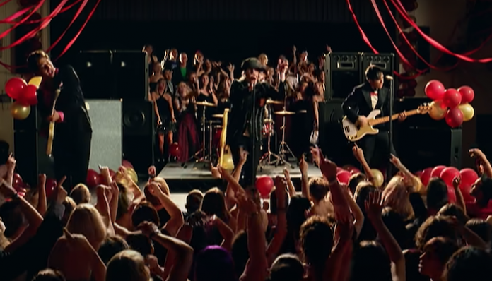 fall out boy dance dance music video 2005 from under the cork tree