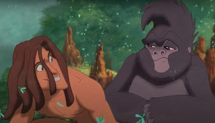 Tarzan Disney Film Deutsch