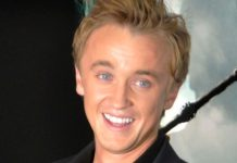 tom felton draco malfoy harry potter slytherin