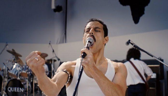 Bohemian Rhapsody Freddie Mercury Queen brian may