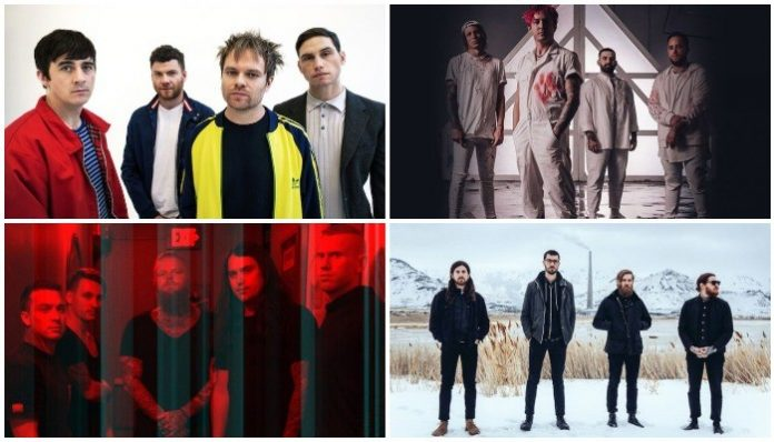 metalcore bands electronic influences
