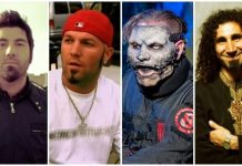 nu metal bands