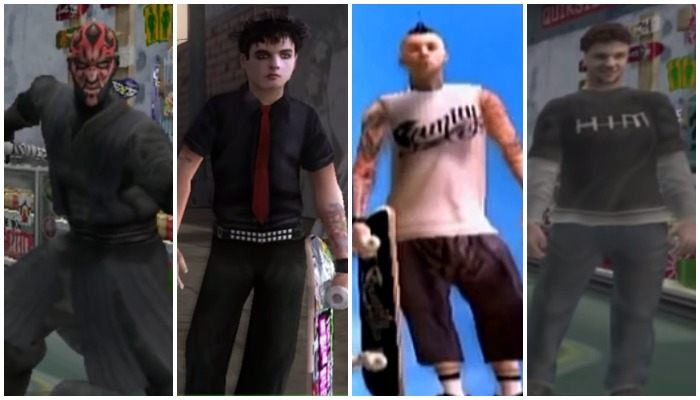 Build the next 'Tony Hawk's Pro Skater' soundtrack to see who to play as