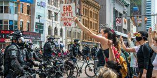 black lives matter protest photo