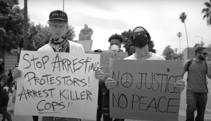 Machine Gun Kelly Travis Barker Rage Against The Machine
