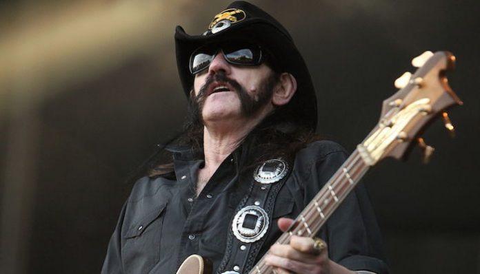 Motorhead Lemmy Kilmister-min