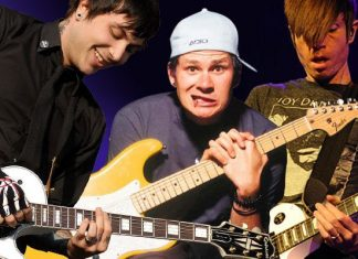 best guitar riffs from the 2000s
