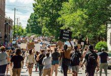 black lives matter protest photo june-min