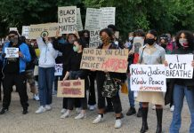 black lives matter protests berlin