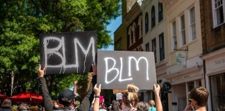 black lives matter protests band shirts