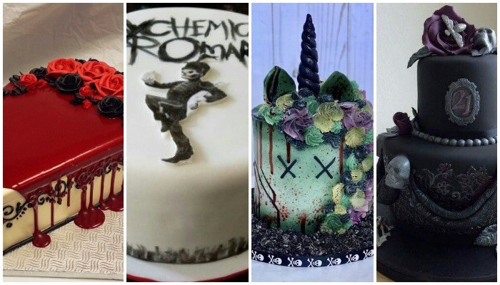 Here are 10 birthday cakes that are just as emo as you