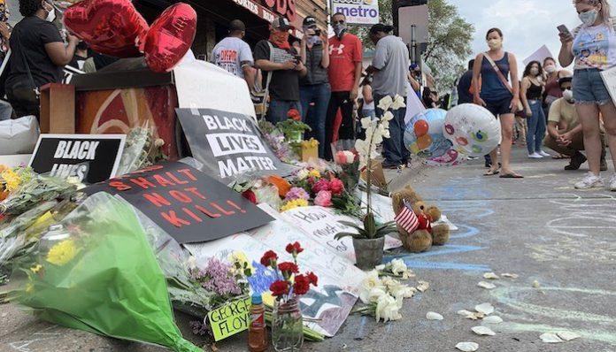 george floyd black lives matter spotify playlist