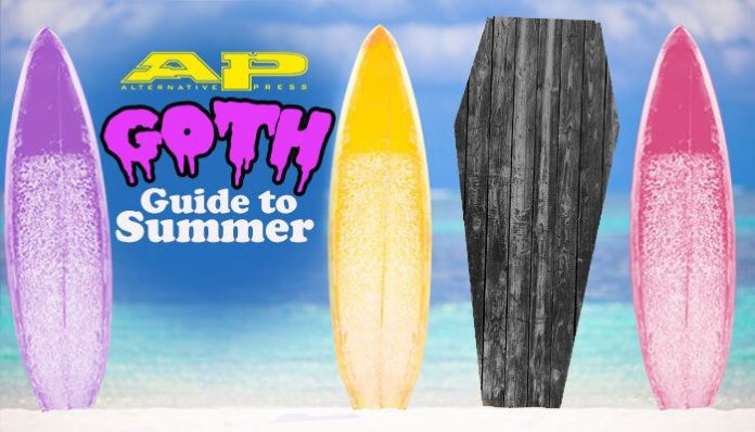 goth guide to summer