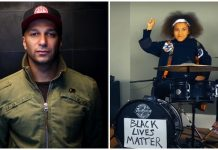 Tom Morello Nandi Bushell black lives matter cover rage against the machine