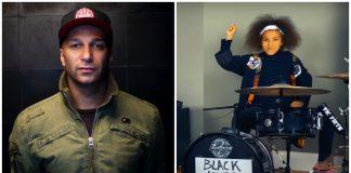 Tom Morello Nandi Bushell black lives matter cover rage against the machine