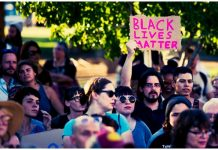 black lives matter, protests 2020, george floyd