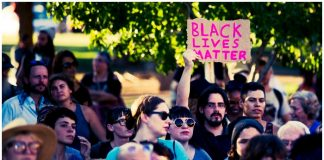 black lives matter, protests 2020, george floyd