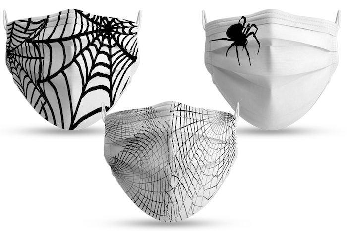 spider masks