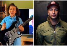 tom morello nandi bushell