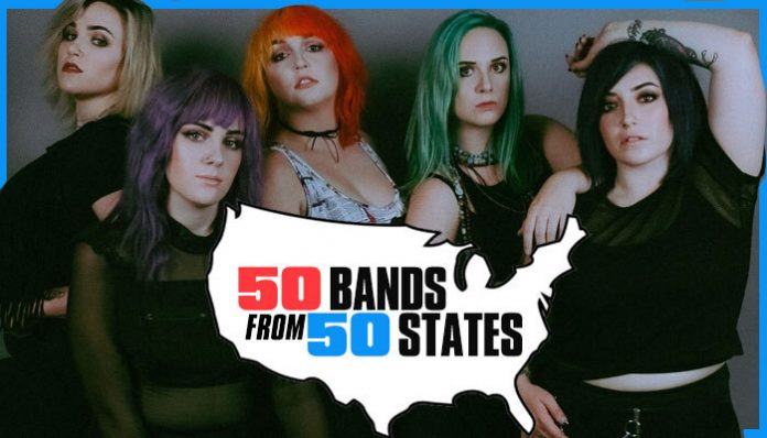 50 unsigned bands 50 states Reason Define 2020