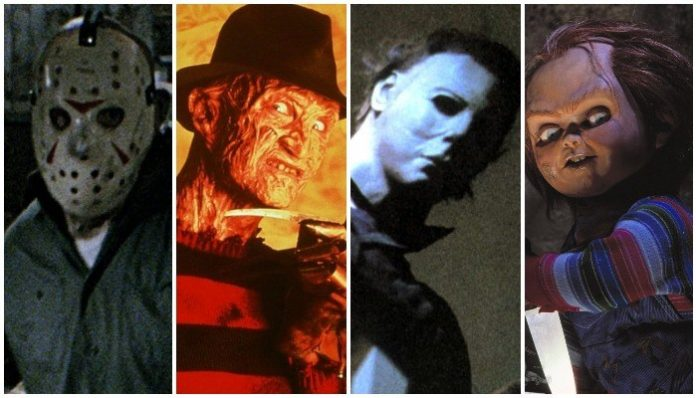 80s horror villains slasher movies