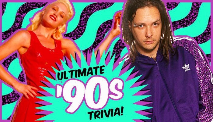 QUIZ: Can you pass this ultimate '90s music trivia quiz?