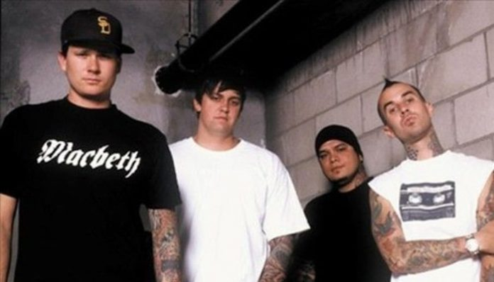 box car racer travis barker tom delonge
