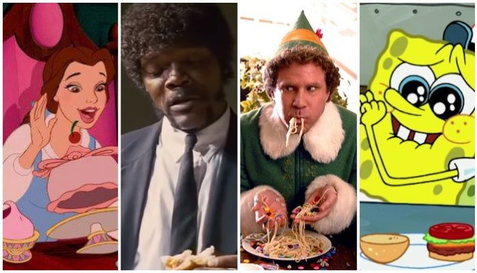 best fictional food in tv and movies
