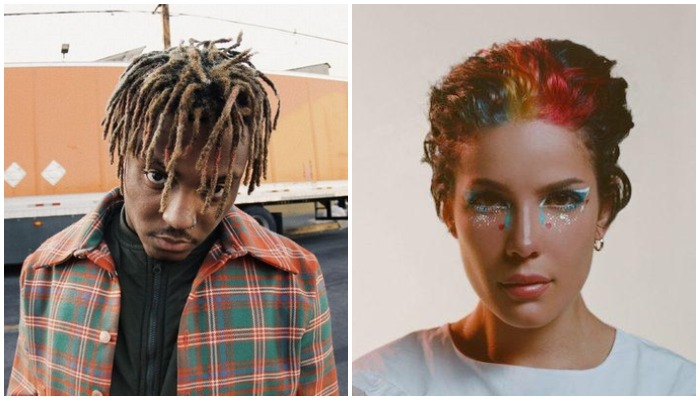 Halsey Honors Late Rapper Juice WRLD With Symbolic Tattoo