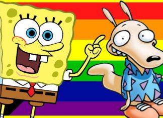 lgbtq cartoons childrens shows