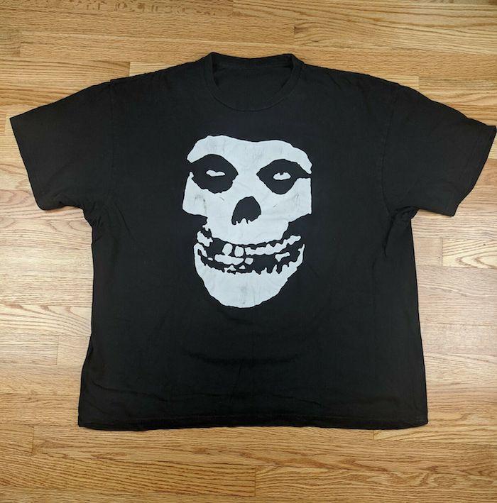 misfits vintage shirt